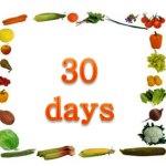 30 Days of Real Food