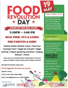 Food Revolution Day '13