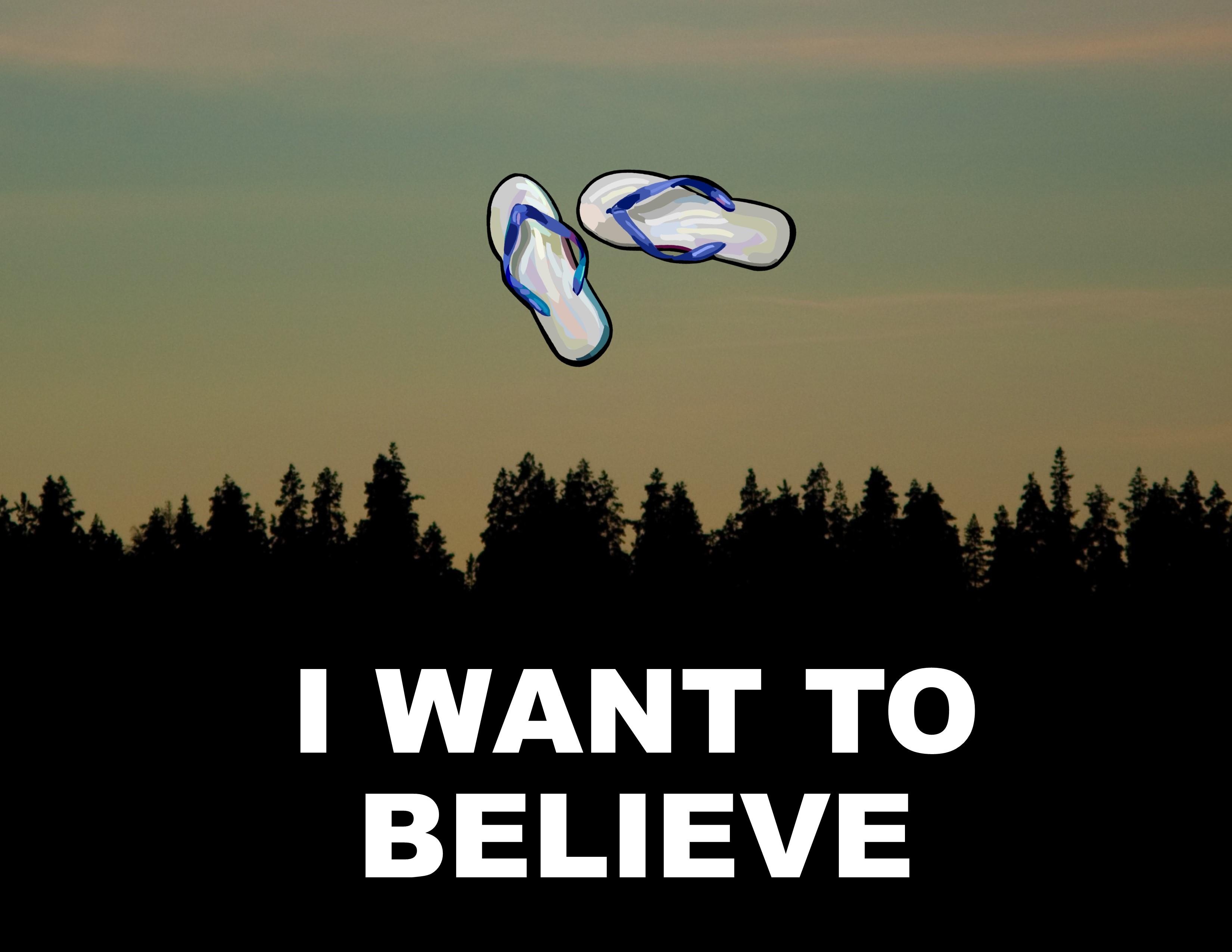believe flip flops new