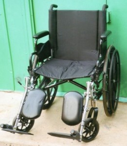 wheelchair for good cardio exercise