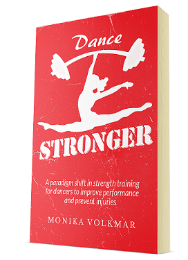 Dance Stronger Training Program Book