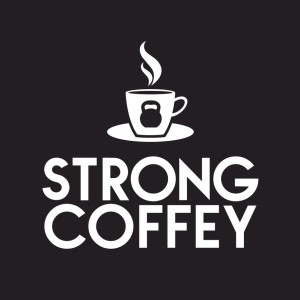 kelly coffey strong coffee logo