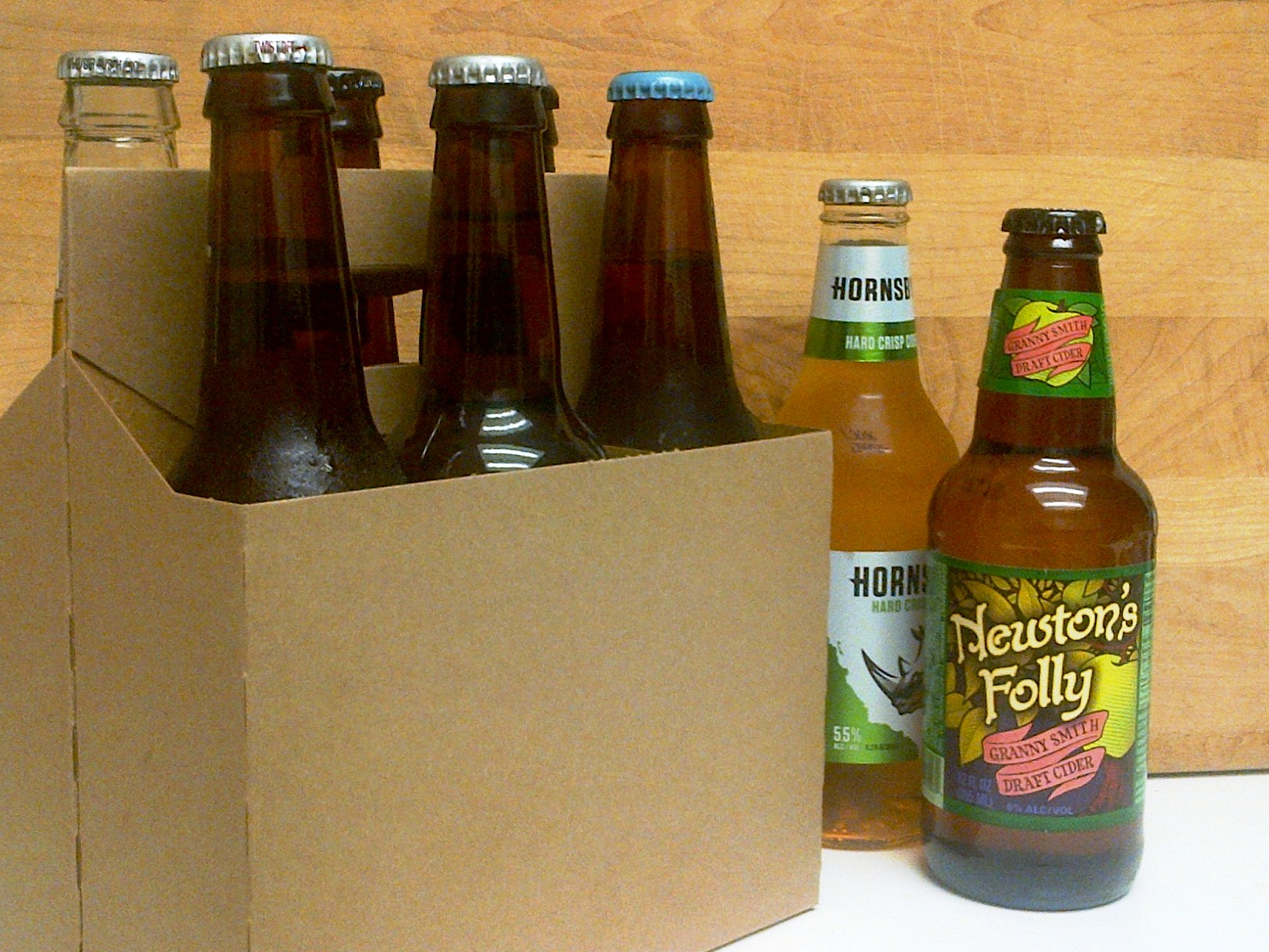 trader joes newtons hornsby folly gluten free beer cider