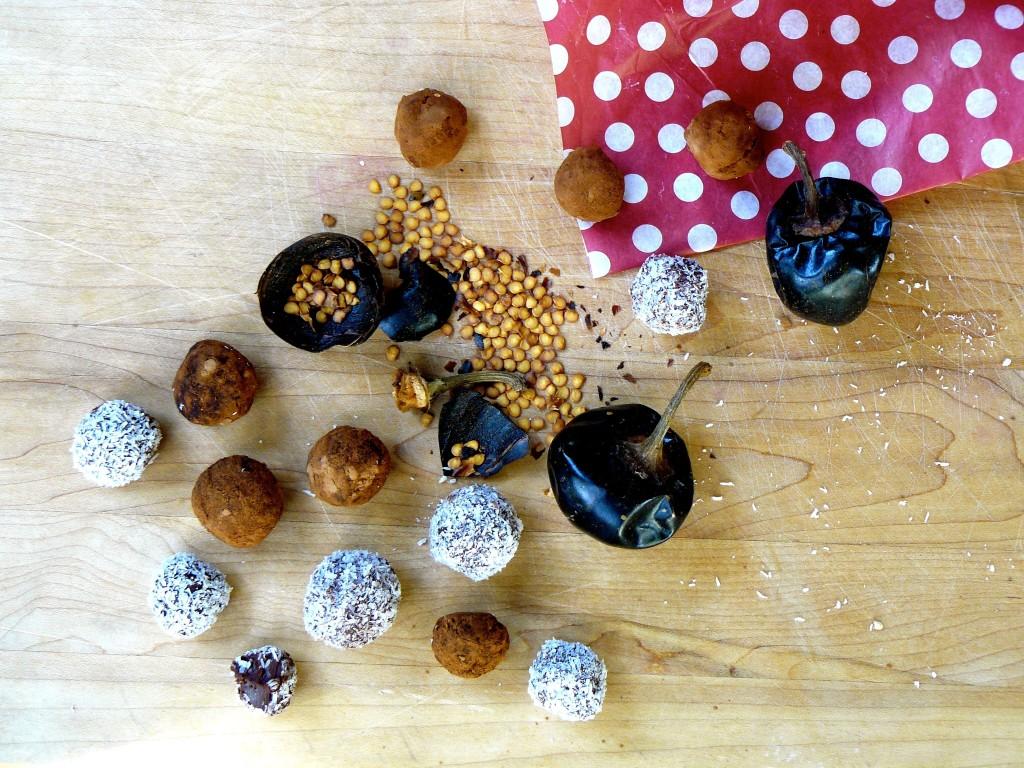 truffles coconut