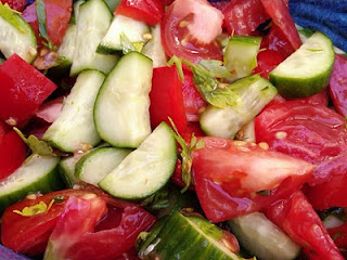 Miracle Fitness Chopped Salad