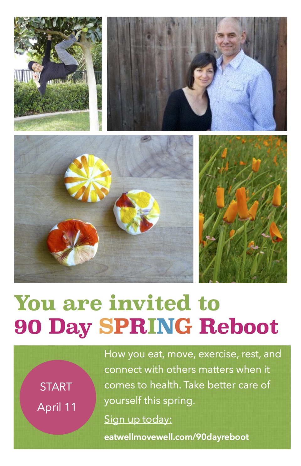 The 90 Day Spring Reboot